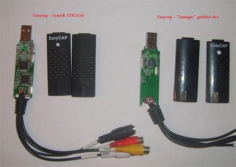 Easycap Chip Utv007 by Driver Controlador Easycap Dc60 Usb Chip Stk1160 Y La