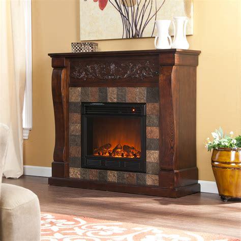 martin calgary electric fireplace espresso
