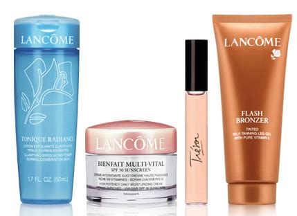 Lancome Giveaway 2015 - lancome summer kit sweepstakes