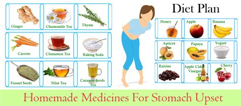 home remedies for stomach upset get instant relief from