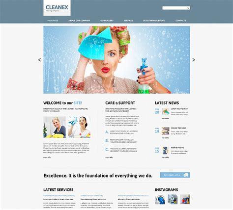 cleaning responsive joomla template 47850