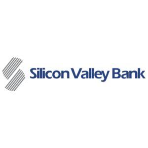 silicon valley bank svb silicon valley bank logo vector logo of silicon valley
