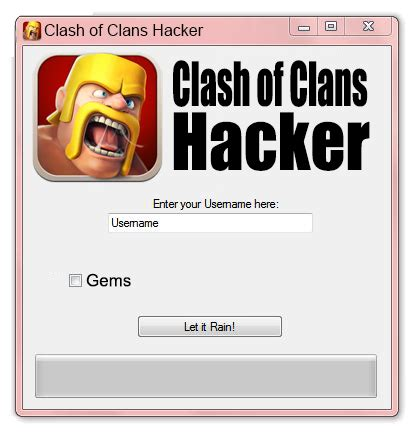 clash of clans hack cheats free gems no survey working clash of clans unlimited gems clash of clans cheat