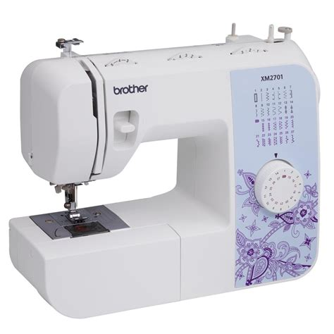 brother sewing machine amazon com brother xm2701 lightweight full featured