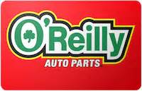 Oreillys Auto Parts Deals Buy O Reilly Auto Parts Gift Cards Discounts Up To 35
