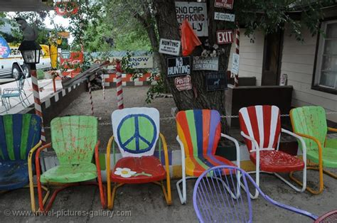 Hippie Furniture by Pictures Of Usa Route 66 0009 Hippy Furniture Shop