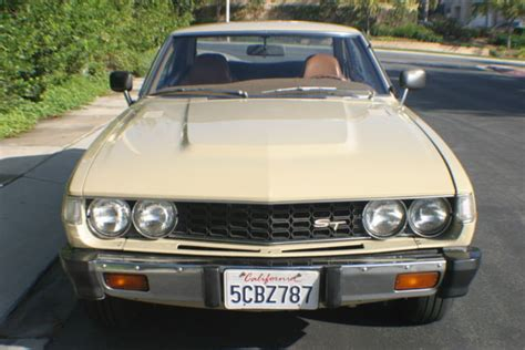 1976 toyota celica st 2 door coupe for sale in rancho