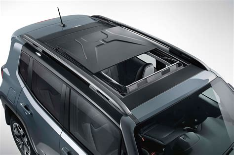 renegade jeep roof mopar tuned jeep wrangler and renegade debut in