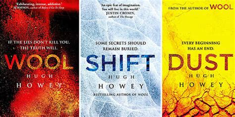 Silo Trilogy Wool Hugh Howey recommended reads the wool trilogy by hugh howey
