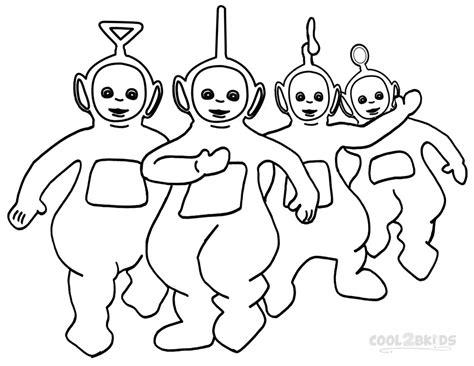 teletubbies coloring pages printable teletubbies coloring pages for cool2bkids