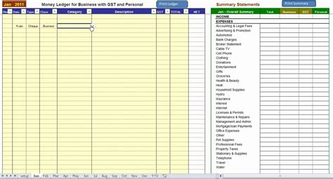 Accounting Spreadsheets Free by Small Business Accounting Spreadsheet Free Small Business