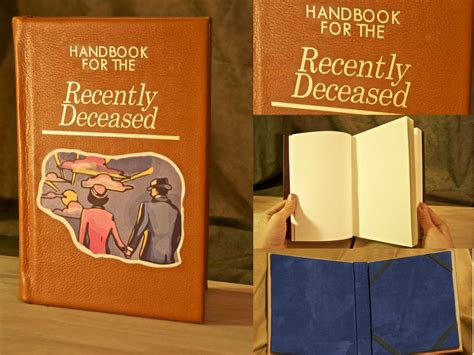 Iphone Iphone 6 Book Beetle Juice Handbook For The Recently Dec handbook for the recently deceased www imgkid the