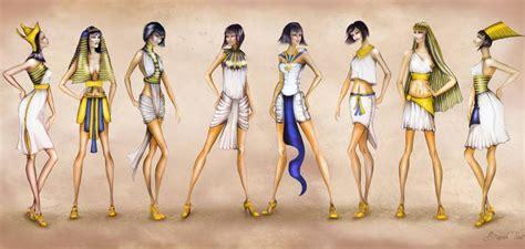 imagenes vestimenta egipcia antigua imagenes de la vestimenta de egipto imagui