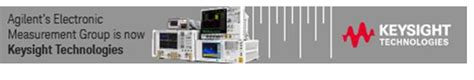 Microwave Di Electronic Solution keysight technologies to demonstrate wireless