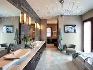 Modern Bathroom Hgtv 13 Dreamy Bathroom Lighting Ideas Bathroom Ideas