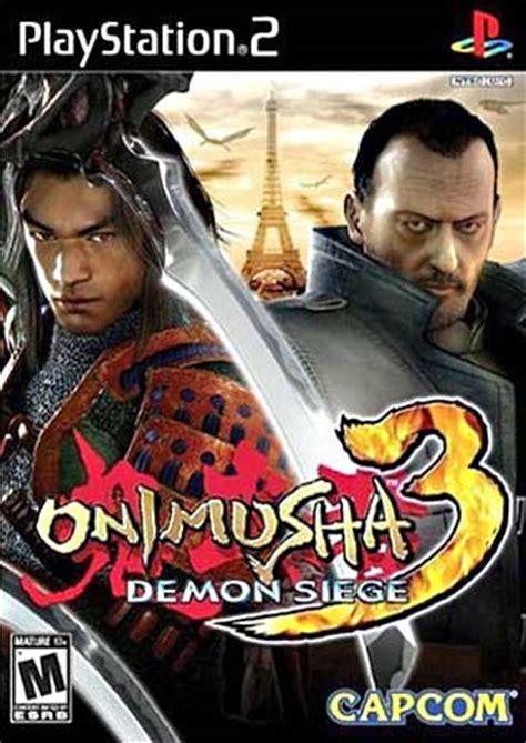emuparadise onimusha onimusha 3 soundtrack details soundtrackcollector com