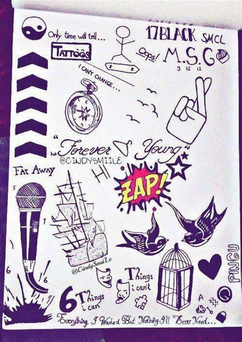 1d tattoos 1d s tattoos one direction a well them