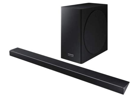 Samsung Q Series Samsung Unveils New Q Series Soundbars With Adaptive Sound Eteknix