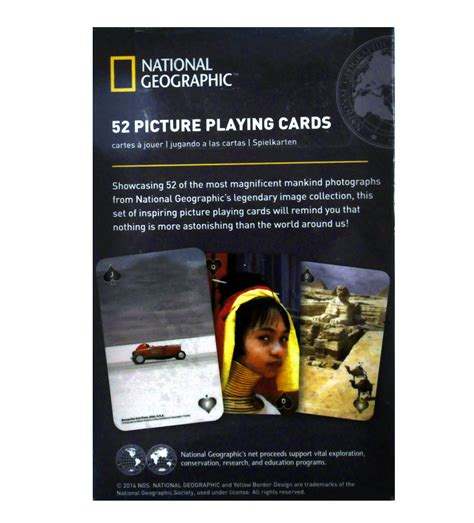 National Geographic Cards - magnificent mankind national geographic 52 picture