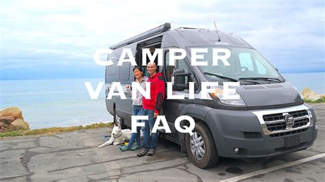 Class B Camper Van for Full Time RVing