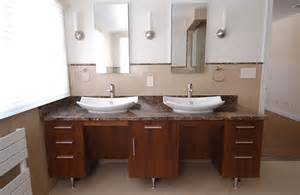custom made ideas for master bathroom vanity