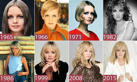 twiggy s life in 15 hairstyles daily mail online twiggy s life in 15 hairstyles daily mail online