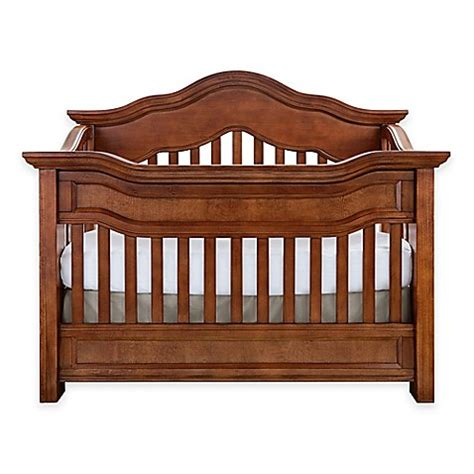 Baby Appleseed 174 Millbury 4 In 1 Convertible Crib In Coco Baby Appleseed Crib