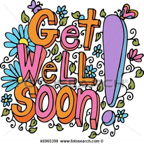 fotosearch clipart get well soon clipart clipart suggest