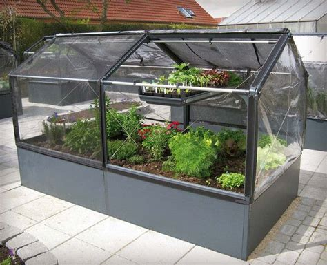 Vegetable Planter Raised Bed Green modular raised garden bed pest proof netting greenhouse cover 649 growc canada