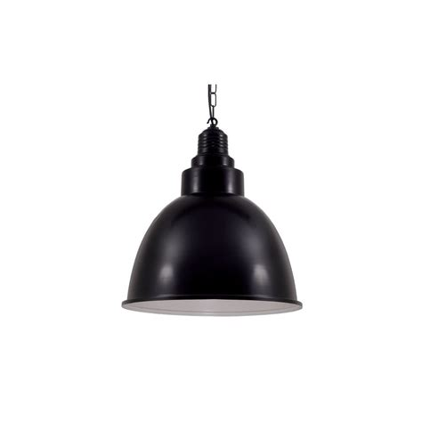 Black Industrial Pendant Light Powder Coated Black Industrial Pendant Lighting And Lights Uk
