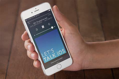 lets talk ios  iphone   impressions