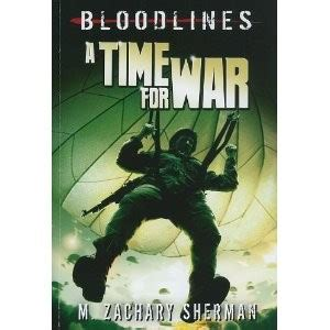 bloodlines books bloodlines a time for war 5 minutes for books