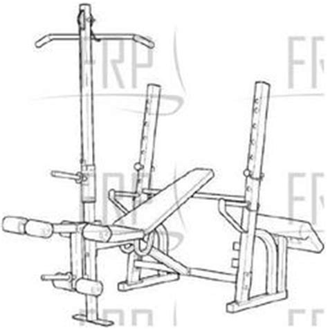 weider weight bench parts weider pro 375se webe44490 fitness and exercise