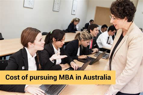 Low Cost Mba Australia by Mba In Australia The Study Cost