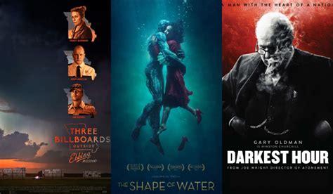 darkest hour nominations bafta awards 2018 full nomination list three billboards