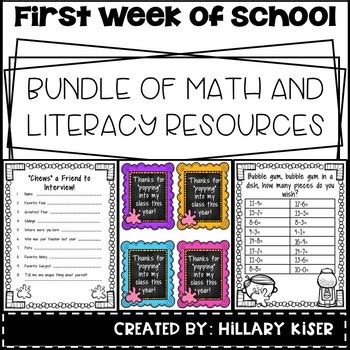 weekly trivia quiz on canadian history everythingzoomer com first week of school by hillary kiser hillary s teaching