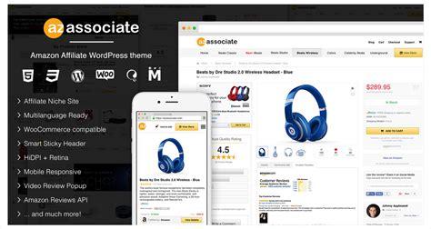 theme wordpress amazon amazon affiliate wordpress theme become an amazon seller