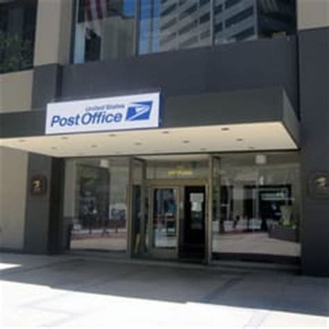 San Francisco Post Office by United States Post Office Fox Plaza Station Post