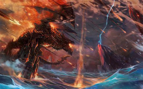 theme google wow dragon wow art fantasy hd wallpapers pinterest