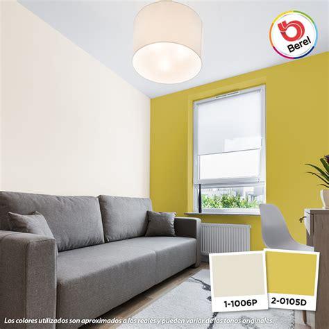 decoracion pintura interiores pinturas berel ideas en decoraci 243 n colores c 225 lidos