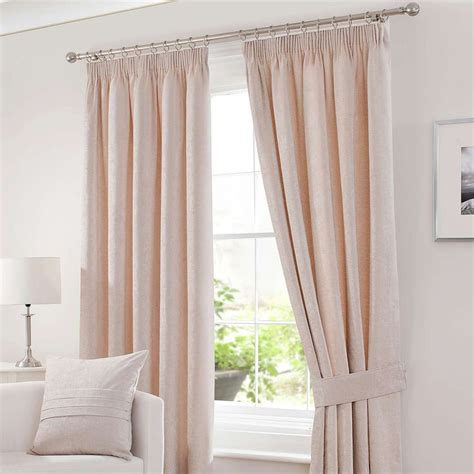 dunelm ready made curtains uk 25 best ideas about cream pencil pleat curtains on