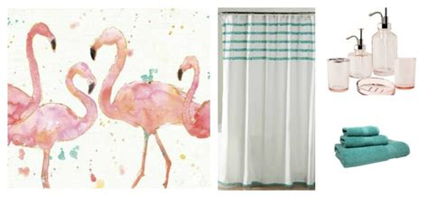 Flamingo Bathroom Decor by How To Neutralize Pink
