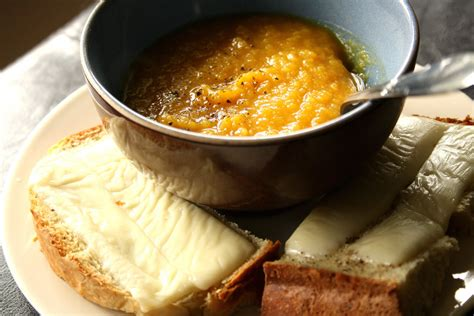 butternut squash soup ina garten ina garten s butternut squash and apple soup suzie the