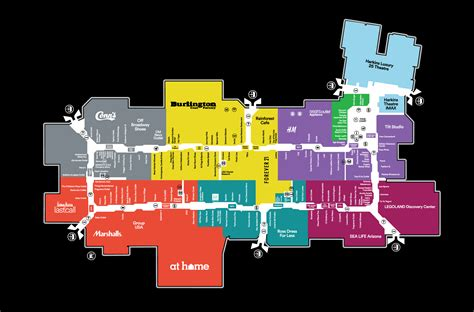 top 28 concord mills map concord mills mall map