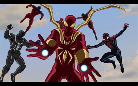 imagenes de ultimate spider man web warriors marvel s ultimate spider man vs the sinister 6