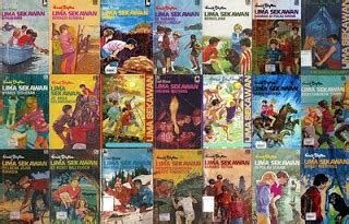 film seri lima sekawan novel 5 sekawan 21 judul lengkap blogger indonesia