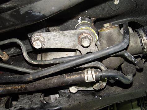 service manual 1984 mitsubishi space steering rack replacement procedure 2007 hyundai
