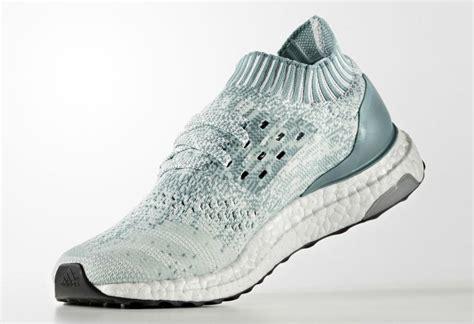 Sepatu Adidas Ultra Boost Uncaged Green adidas ultra boost uncaged vapor green sole collector