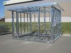 yardpods espacio prefabricado de estructura metalica  paneles
