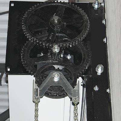 overhead door chain hoist chain hoist garage images